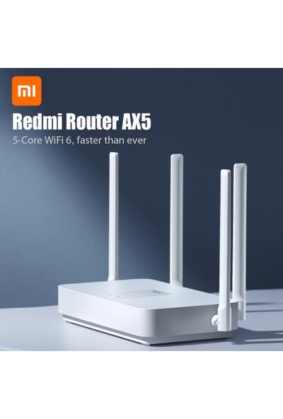 Redmi Yönlendirici Ax5 Wifi 6 Mesh Gigabit 2.4G (Yurt Dışından)