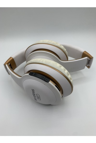 Blue İnter P17 Wireless Bluetooth 5.0+ Edr Kulak Üstü Kulaklık