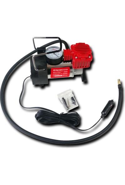 Specco SP-2013 Mini Hava Kompresörü 12V - 150 Psı