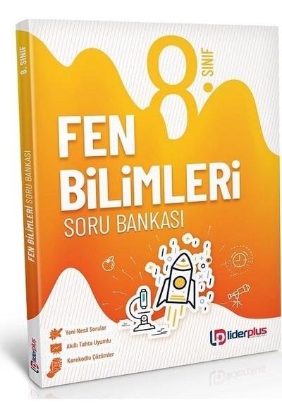 Lider Plus Yayınları 8. Sınıf Fen Bilimleri Soru Bankası