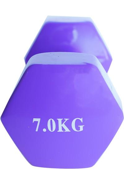 Power 7 kg Vinil - Vinyl Dambıl