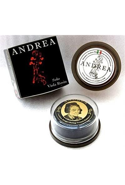 Andrea Solo Vıyola Reçine