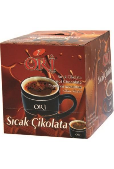 Ori Sıcak Çikolata Tek Içimlik Içecek 20'li