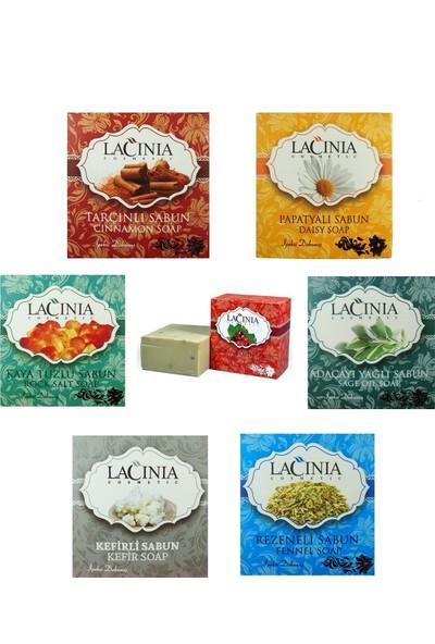 Lacinia Doğal Sabunları 7'li