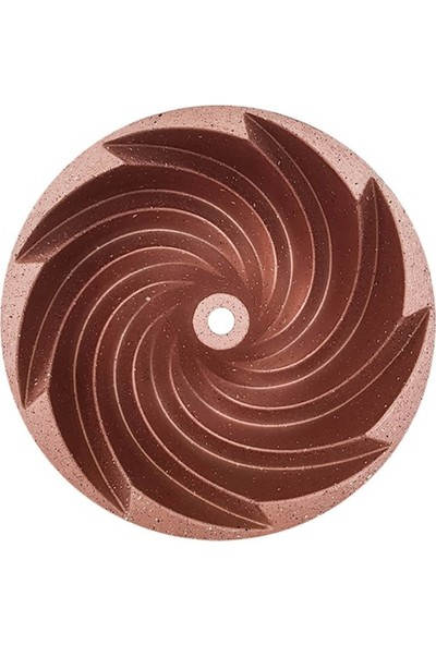 Biev Astoria Döküm Granit Kek Kalıbı Rose Gold