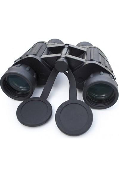 Breaker 8X40 Askeri Tip El Dürbünü - Büyük Göz Mercekli