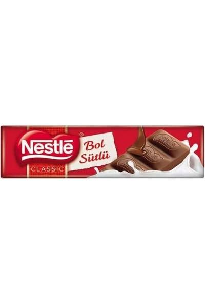 Nestle Classic Sütlü Baton (12 x 30 Gr)