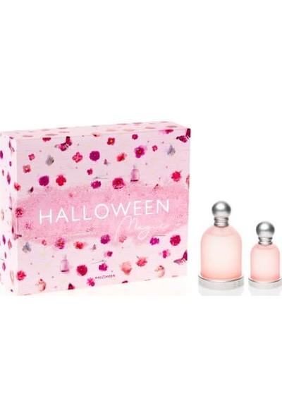 Halloween Magic Edt 100 ml Kadın Parfüm Set