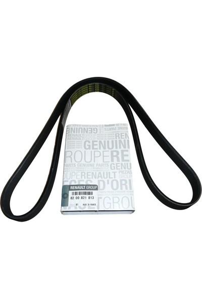 Mais Renault 6PK1199 Clio Megane 2 3,Fluence 1.5 Dci Kanallı Kayış 8200821813 - 117205191R (6PK1200)