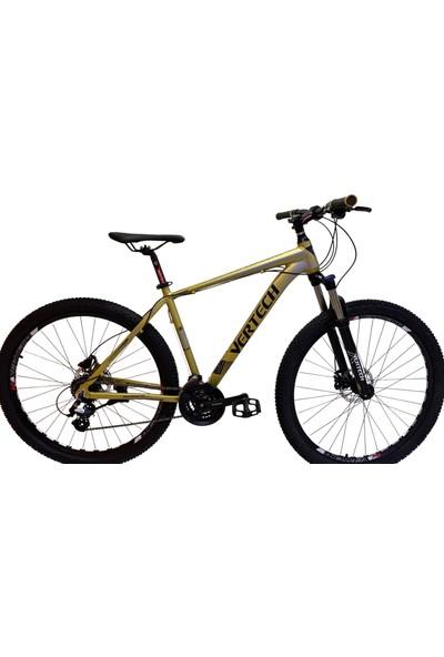 Vertech 2724 Hd - 24 Vites - Hidrolik Disk - 27,5 Jant Alumınyum Kadro Profesyonel Bisiklet