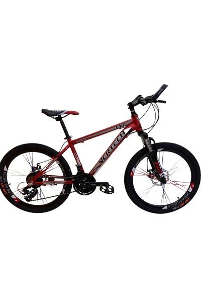 Vertech Tnt 2421 Md - 21 Vites - Mekanik Disk - 24 Jant Alumınyum Kadro Profesyonel Bisiklet
