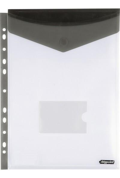Bigpoint Bp251-90 Klasor Icın Koruklu Dosya Dıkey Dumanlı