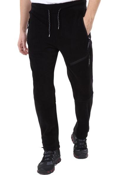 Ghassy Co. Erkek Taktik Cepli Outdoor Polar Siyah Pantolon