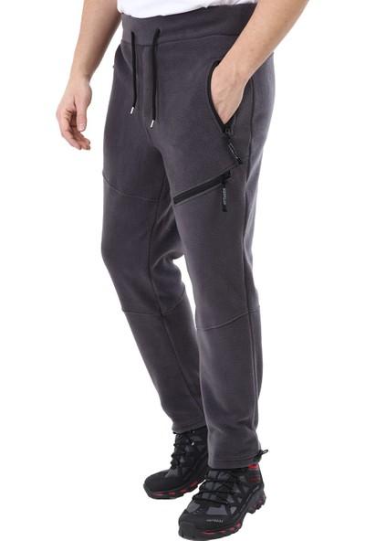 Ghassy Co. Erkek Taktik Cepli Outdoor Polar Koyu Gri Pantolon