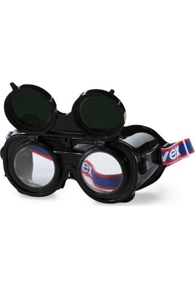 Uvex 9350035 Açılır Kaynakçı Gözlüğü