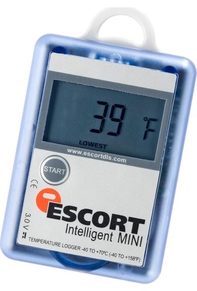 Escort Intelligent Mını Sıcaklık Logger Harici Sensör (Multi Trip)