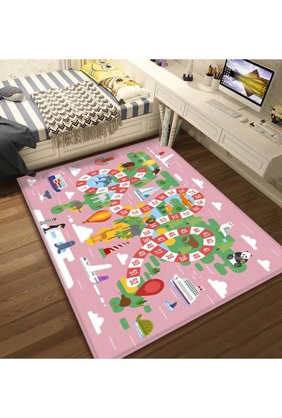 Bebişim Halı Bebişim BH2273 Eğitici Çocuk Odası Oyun Halısı