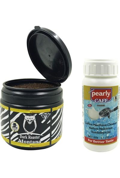 Montana Dark Roaster Pearly Caff Seti 250 gr