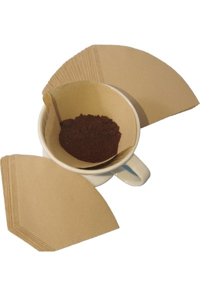 Escobarista 4 (1*4)Numara Filtre Kahve Kağıdı 100'lü Escobrtchm...