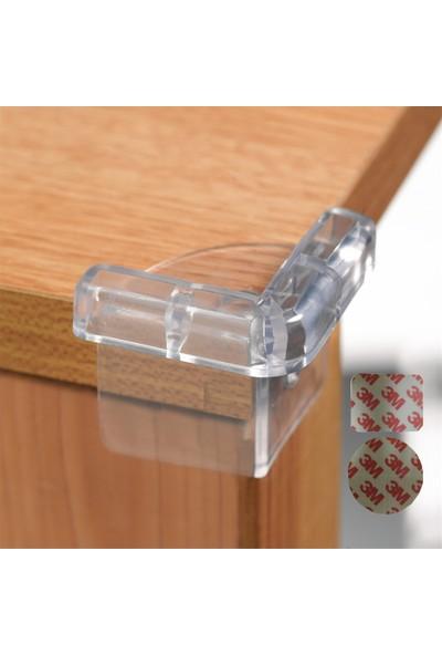 Ketbox Çocuk Bebek Güvenlik Emniyet Seti - 10 Çekmece Dolap Kilidi + 8 Köşe Koruyucu + 6 Priz Koruyucu