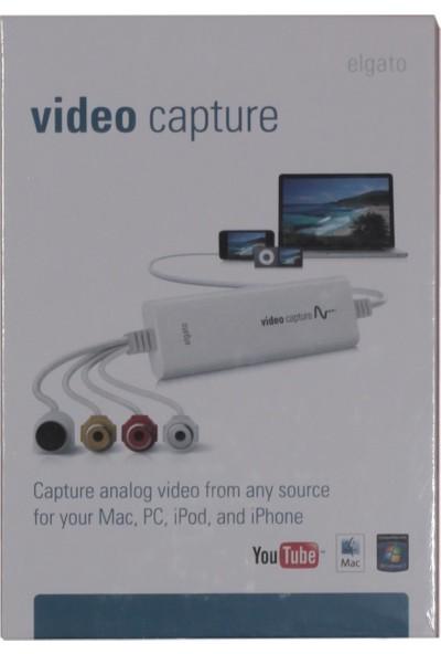 Elgato Video Capture Analog Video Aktarım Cihazı (Yurt Dışından)