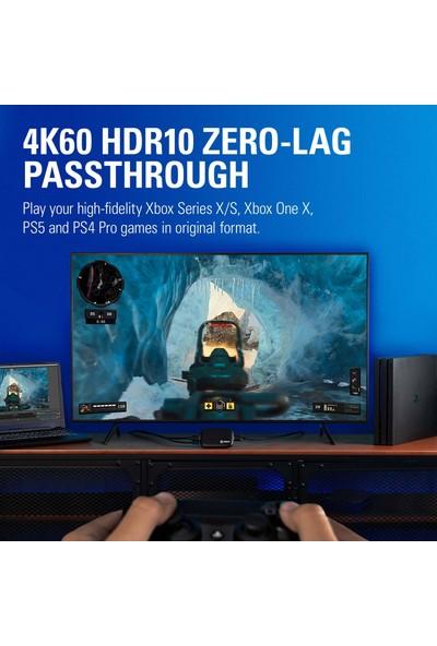Elgato HD60 S+ Capture Card Video ve Oyun Yakalama Cihazı (Yurt Dışından)