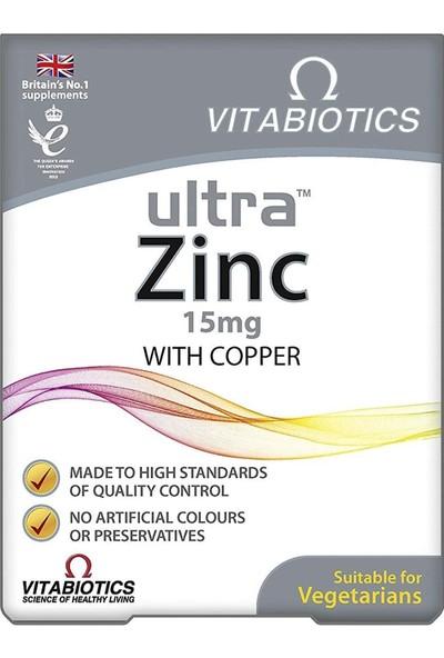 Vitabiotics Ultra Zinc 60 Tablet