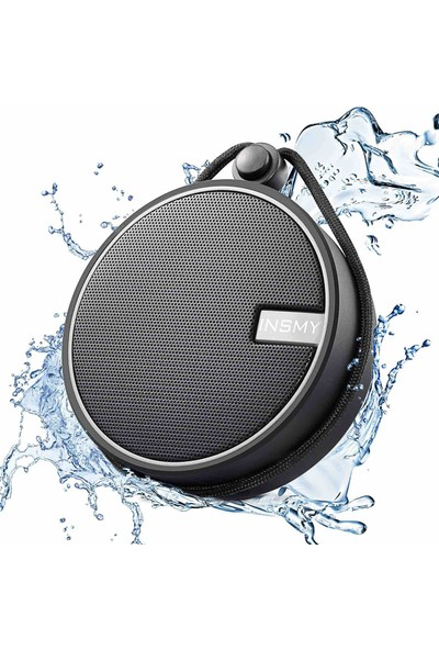 Insmy Ipx7 Banyo Hoparlörü (Yurt Dışından)