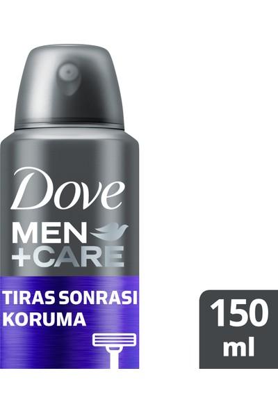 Dove Men Care Tıraş Sonrası Koruma Sağlayan Terleme Karşıtı Deodorant Sprey 150 ml