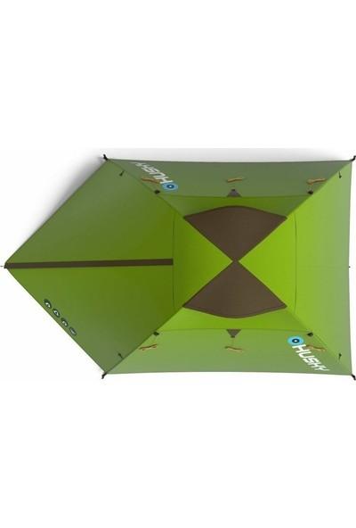 Husky Bird 3 Kişilik Çadır, Plus Light Yeşil