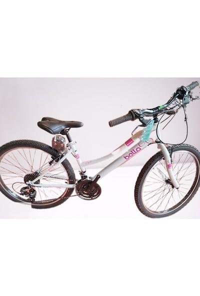 Bianchi Bella 24 Lady V Fren 24 Jant Dağ Bisikleti Yeni Model