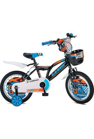 Ümit Bisiklet Ümit Z-Trend 16 Jant Bisiklet SIYAH-MAVI-TURUNCU-100479