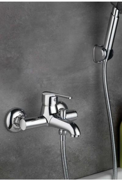 Agr Mix Banyo Bataryası Duş Musluğu Yerli Üretim 2yıl Garantili