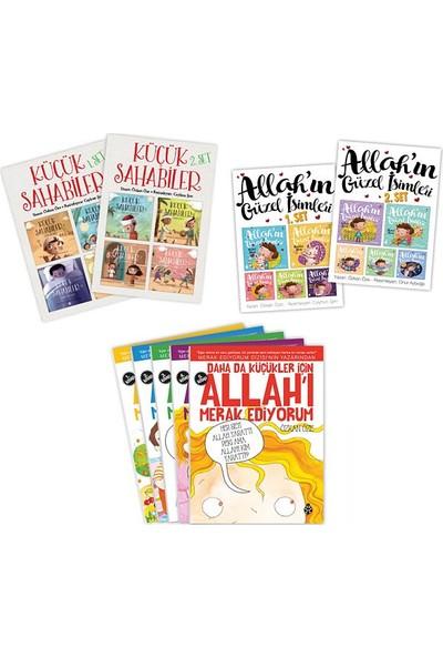 Özkan Öze 5 Set Bir Arada 23 Kitap Set Ilkokullar Için(Küçük Sahabiler, Allah'ın Güzel Isimleri, Daha Da Küçükler Için Allah'ı Merak Ediyorum)