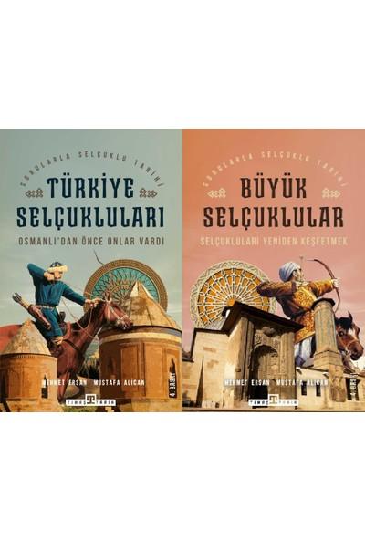 Sorularla Selçuklu Tarihi 2 Kitap Set Türkiye Selçukluları - Büyük Selçuklular Mehmet Ersan - Mustafa Alican
