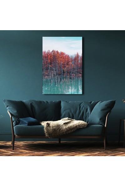 Mmo Design 70X100 cm Canvas Kanvas Tablo 73
