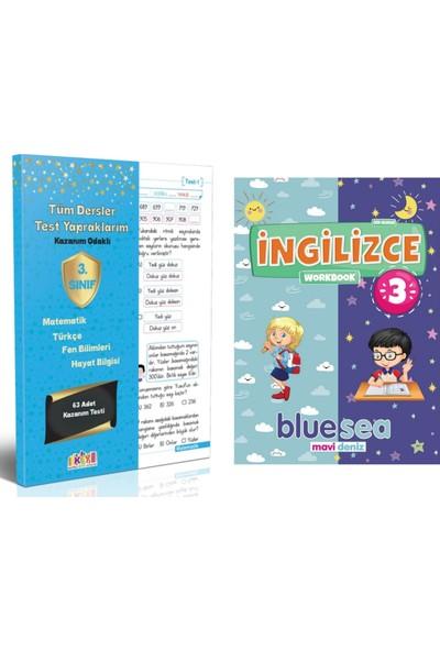Key Yayınları 3. Sınıf Tüm Dersler Yaprak Test ve Mavi Deniz Yayınları 3 . Sınıf Ingilizce