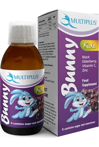 Multiplus Bunny Kids Kara Mürver Vitamin C