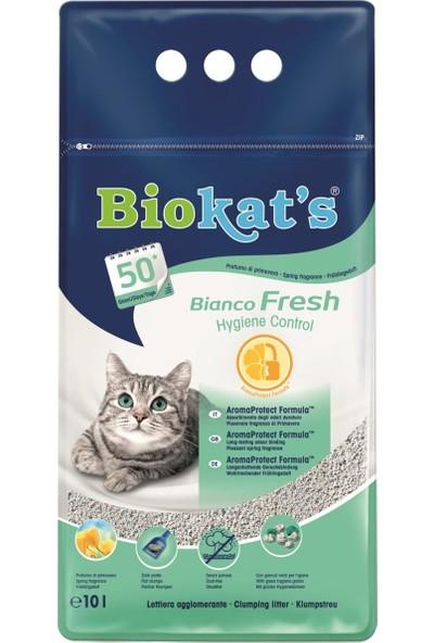 Biokat's Bianco Fresh Kedi Kumu 10 Lt