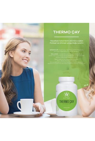 Parvega Thermo Konsantre Çay Faydaları 50 gr