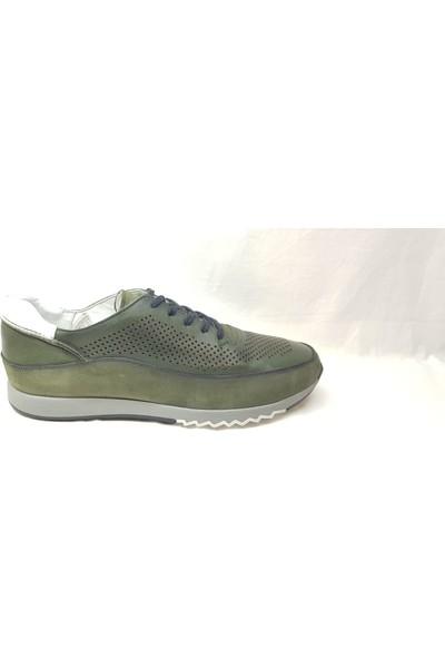 Marcomen 6673 Casual Deri Erkek Ayakkabı