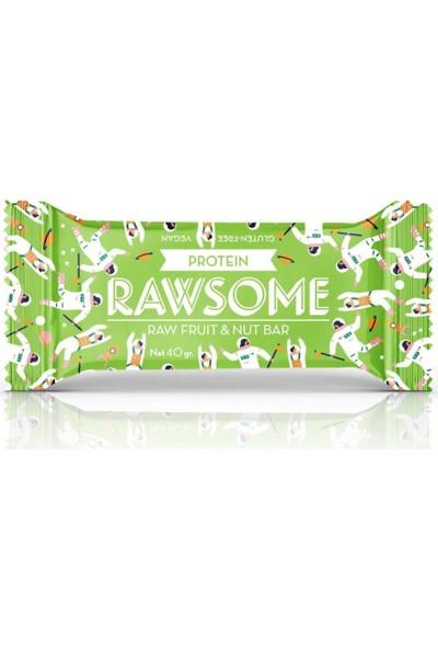 Rawsome Proteinli Meyveli Fındıklı Bar 40GR 16 Adet