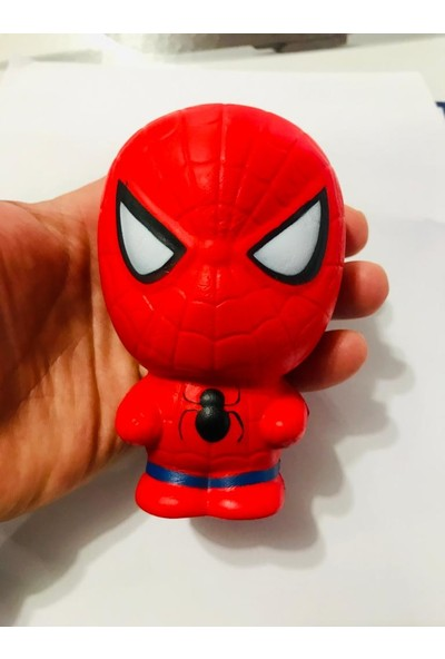 Squishy Squsihy Jumbo Boy Spidermen