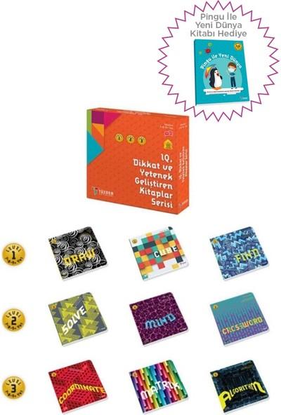 9'lu Set (Level-1-2-3)   7-9+ Yaş   Pingu Ile Yeni Dünya Kitabı