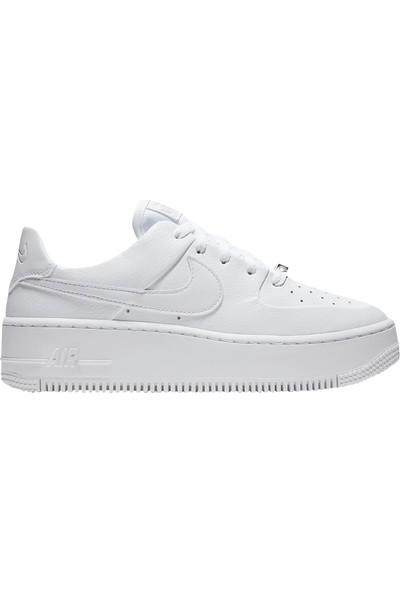 Nike Air Force 1 Sage Low Kadin Ayakkabi AR5339-100
