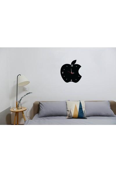 Newnow Dekorasyon Apple Duvar Saati
