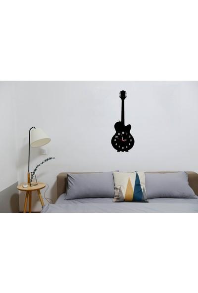 Newnow Dekorasyon Gitar Duvar Saati