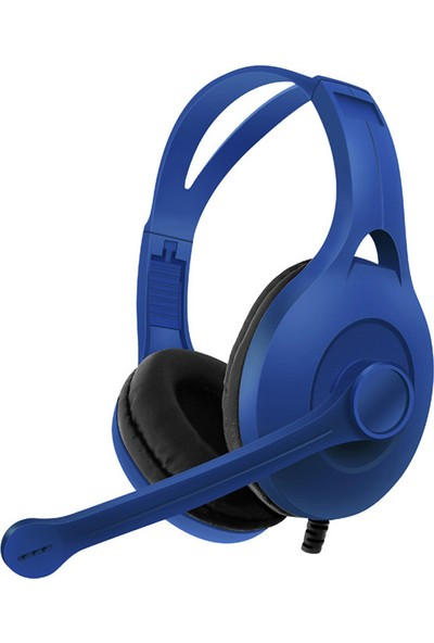 Wowlett Kablolu Oyuncu Kulaküstü Mikrofonlu Kulaklık 3D Sound