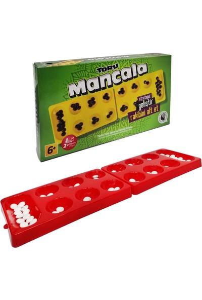 Toru Toys Mangala Türk Zeka ve Strateji Oyunu