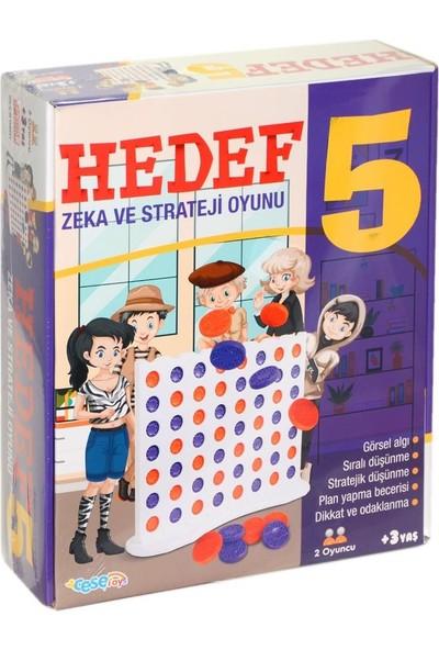 Cese Toys Cese Oyuncak Hedef 5 Zeka ve Strateji Oyunu